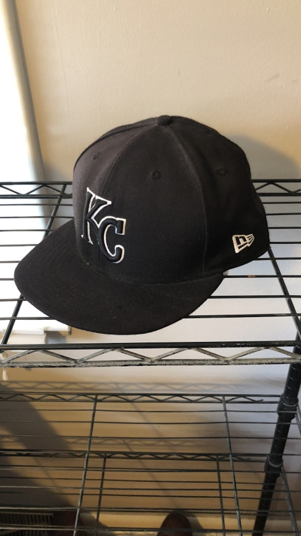 642814e576be3 Used Brand new KC fitted fifty nine fifty hat. Size 7 1 4 for sale in  Shawnee - letgo