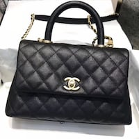 New small Authentic Chanel COCO handle San Francisco, 94112