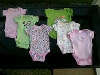 baby's assorted clothes Taylors, 29687
