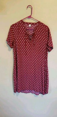 red and white polka dot dress Grand Rapids, 49506