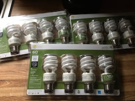 Eco smart light bulb