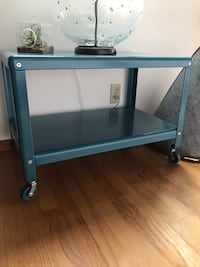 IKEA Rolling Metal Table  Forest Grove, 97116