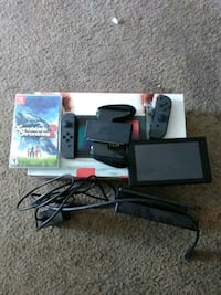 Nintendo Switch and Game For Sale (NO TRADES!) San Antonio, 78229