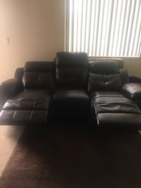 Brown Electric Recliner Sofas Anaheim, 92805