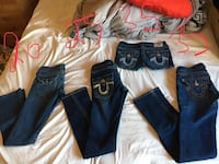 True religion jeans and shorts  Vancouver, V5P