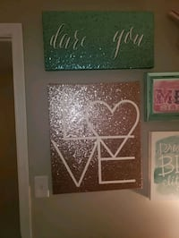 Wall decor, pictures