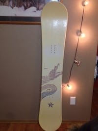 Size 154 snowboard Anchorage, 99502