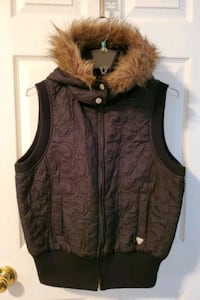 Guess Vest Jacket with removal hood size XL Stephenson, 22656