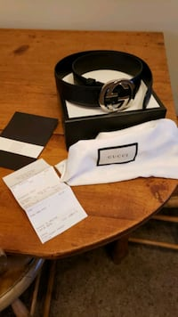 GUCCI BELT Basically New with Reciept SZ 30 OBO