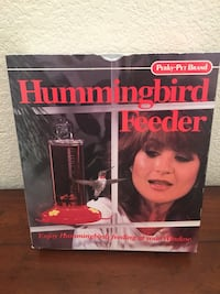 NEW Hummingbird Feeder Arvada, 80004