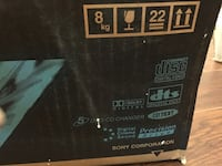 Sony Corporation DVD /CD charger box