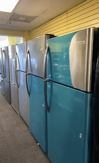"""Frigidaire 30""""wide new open box top and bottom stainless steel  Windsor Mill, 21133"""