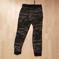 Camoflauge Joggers Surrey, V3R 8W3