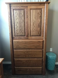 Like new Armoire/tv by Woodley's $195 OBO Erie, 80516