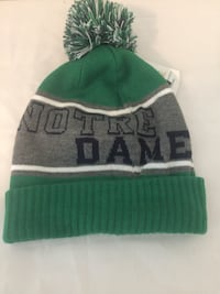 green and gray Notre Dame  Goodyear, 85395