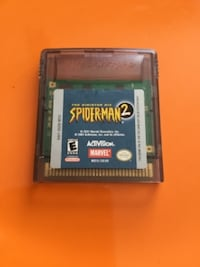 Game boy Color Spider-Man 2 gam 461 mi