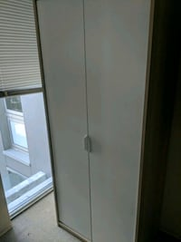 Ikea Two door wardrobe Vancouver, V6J 1K9
