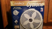 Lasko 20 in. Power  Circulator  Frederick