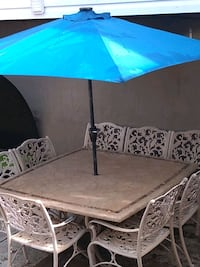 Patio table with  chairs ???? Woodbridge, 22193