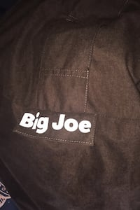 Big joe large blob pillow