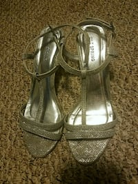 Call it spring silver heels.  Frederick, 21702