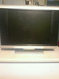 19 inch LCD flat screen with built In DVD player