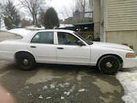 Ford - Crown Victoria - 2001 Wantage, 07461