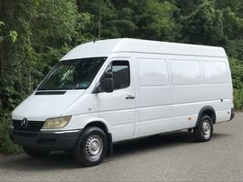 2004 Dodge Sprinter 2500 High Roof Extended Long 2.7L Turbo Diesel Cargo Van