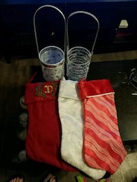 Christmas Baskets & Stockings