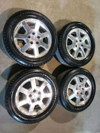 Cadillac cts rims and tires for sale  Toronto, M1R 2M8