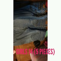 Girls Jeans Size 14. 25$ Chillicothe, 45601