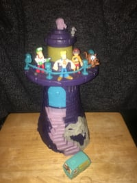 Morphin monster Scooby Doo lighthouse Surrey, V3W