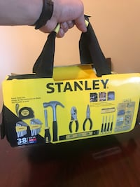 Stanley 38 piece tool kit
