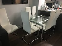 Dining room table and chairs 6-8 person Toronto, M2N 6W1