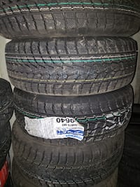 NEW*Toyo P225/60R16 Enscribe winter tires- New set of 4 EDMONTON