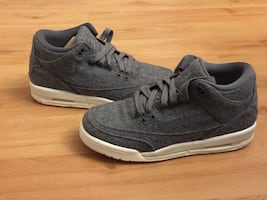 "DEADSTOCK Jordan Retro 3 ""Wool"""