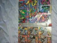 Marvel trading card collection Willimantic, 06226