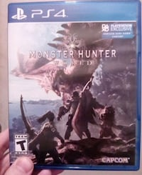 Monster your nter ps4 game 2264 mi