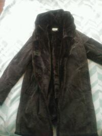 Woman chocolate brown winter coat size 20 w  Winchester, 22601