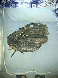 black leather baseball mitt New Port Richey, 34653