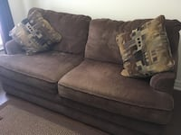 Lazy boy Sofa bed queen size, clean & comfortable  Collingwood, L9Y