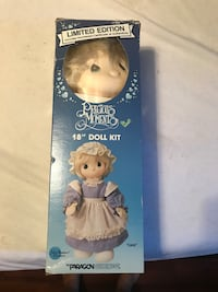 """18"""" Precious Moments Doll Kit Boonville, 47601"""