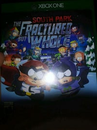 South Park the Fractured but Whole (Xbox 1) Ontario, 91764