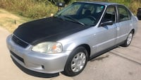 2000 Honda Civic Clean Title.No issues.New Tires.Taxes Included. La Vergne