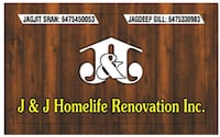 We do all kind off renovation......  [TL_HIDDEN]   Brampton