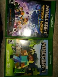 two Xbox One game cases San Jose, 95124