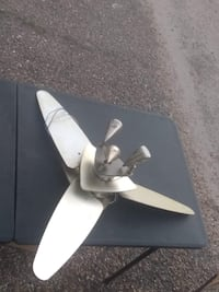 ceiling fan propeller style blades 25.00 each (i h Gulfport, 39507