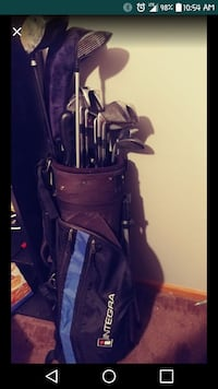 black and gray golf club set Florence, 41042