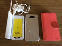 LG G5 phone comes with extra battery and charge ca Edmonton, T5E 5K8