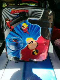 blue and red Mickey Mouse backpack Chicago, 60614